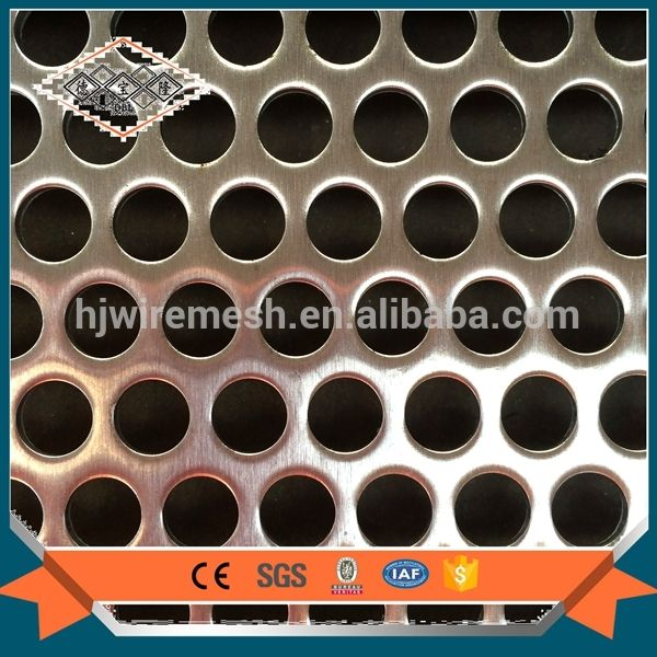 Round Hole Steel Plate Perforated Metal Mesh Perforated Metal Metal Mesh Steel Plate