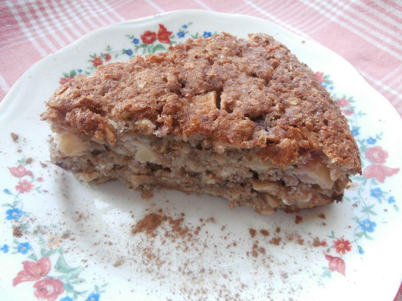 диетический торт с овсянкой рецепт