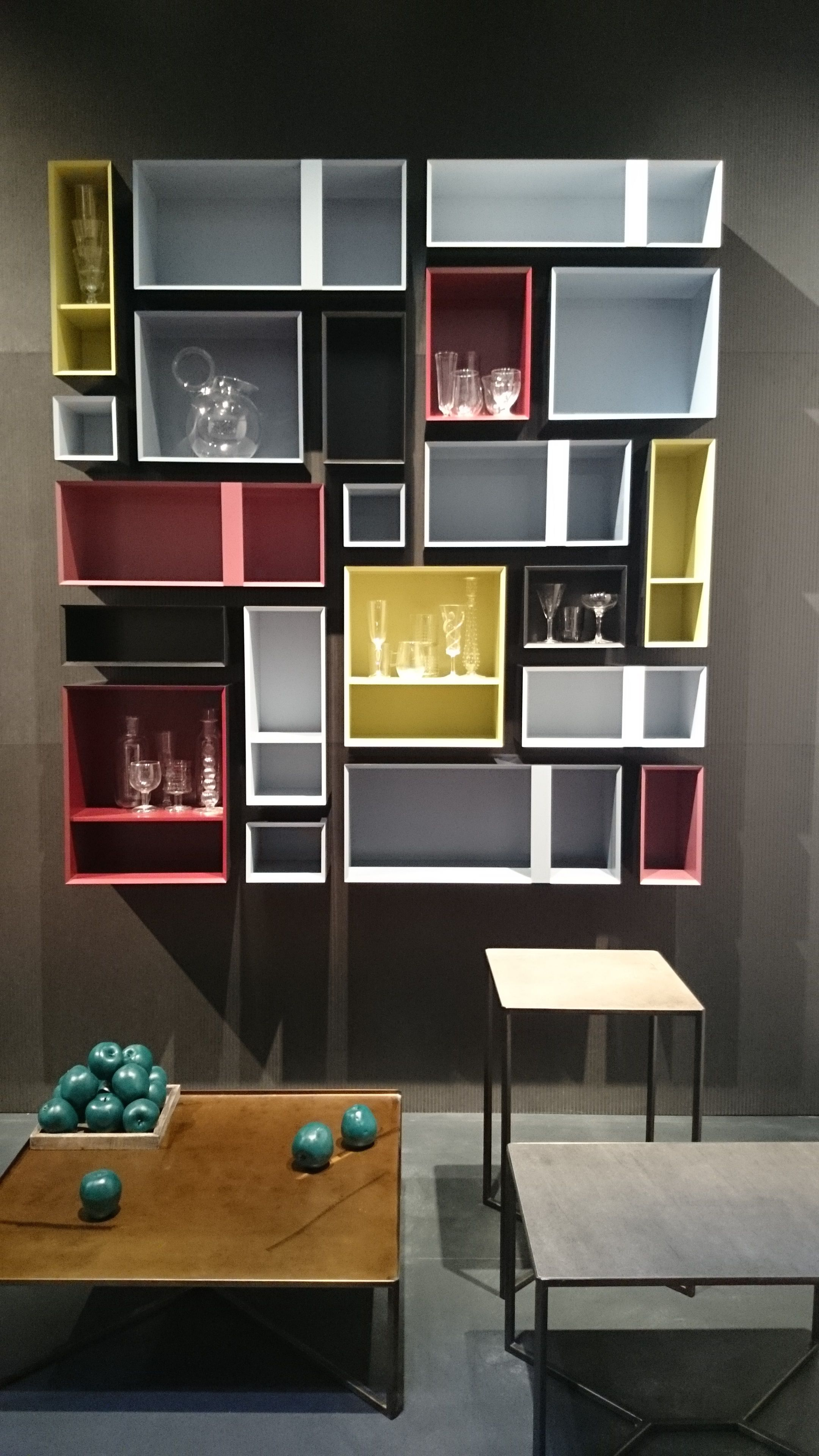 Design by Capodopera at Salone Del Mobile 2014 #milandesignweek