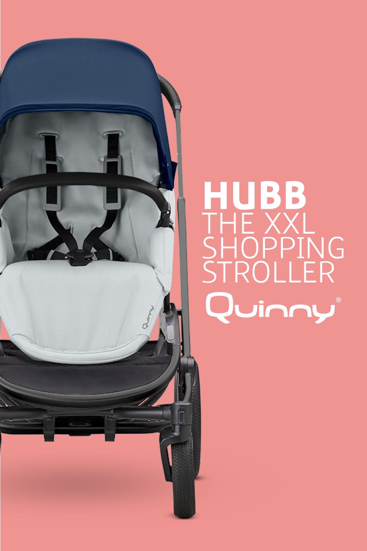 Pin on Quinny HUBB Modular Stroller