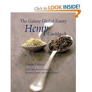 Amazing Hemp cookbook