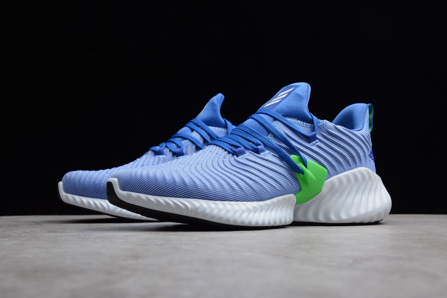 6856b72fcf2dce adidas AlphaBounce Instinct CC M Royal Blue Grey-White B42271 ...