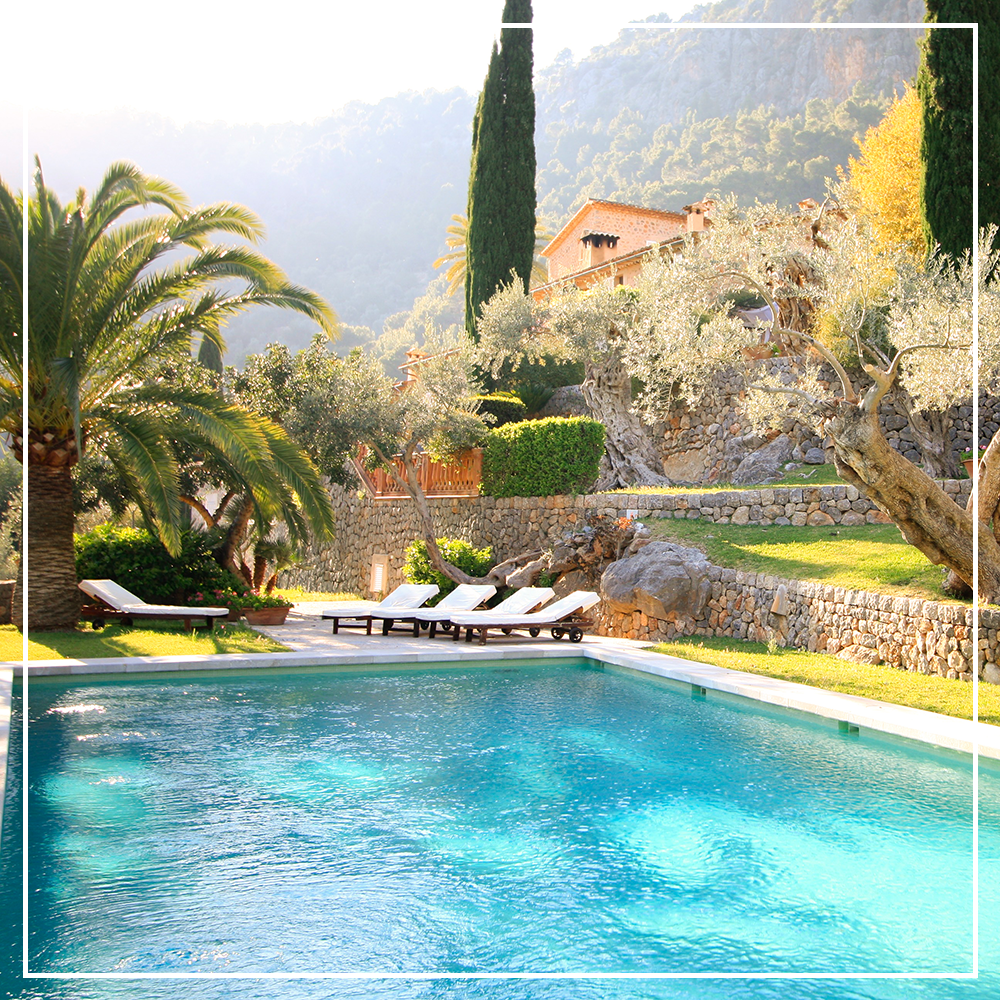 The Luxury Travel Book's Villa de Olivos in sunny Mallorca