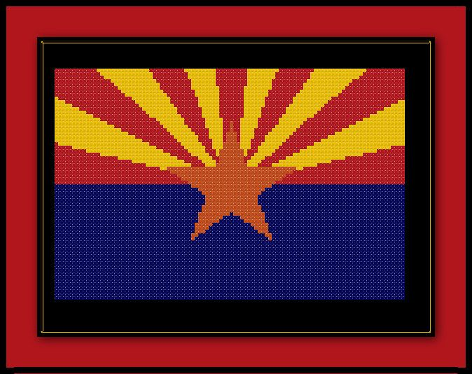 Arizona Flag Images