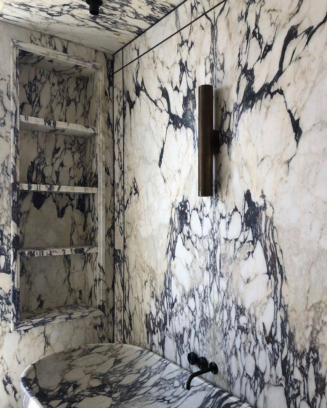 "LP CREATIVE DESIGN on Instagram: ""On a bit of stone bathroom bender... this masterpiece c/o @felixmillory • • • #stone #marble #marbledesign #bathrooms #bathroomdesign…"""