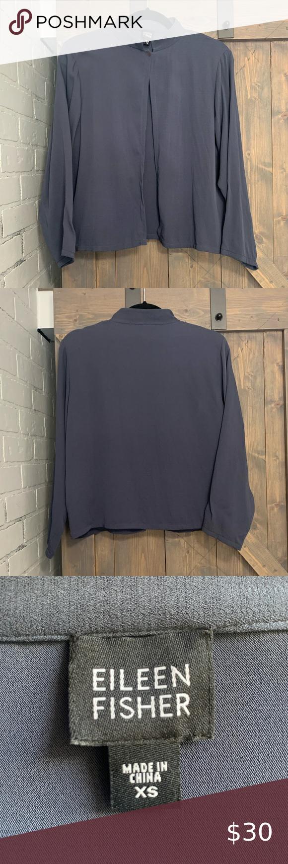Eileen Fisher Silk Jacket Silk Jacket Eileen Fisher Eileen Fisher Jacket [ 1740 x 580 Pixel ]