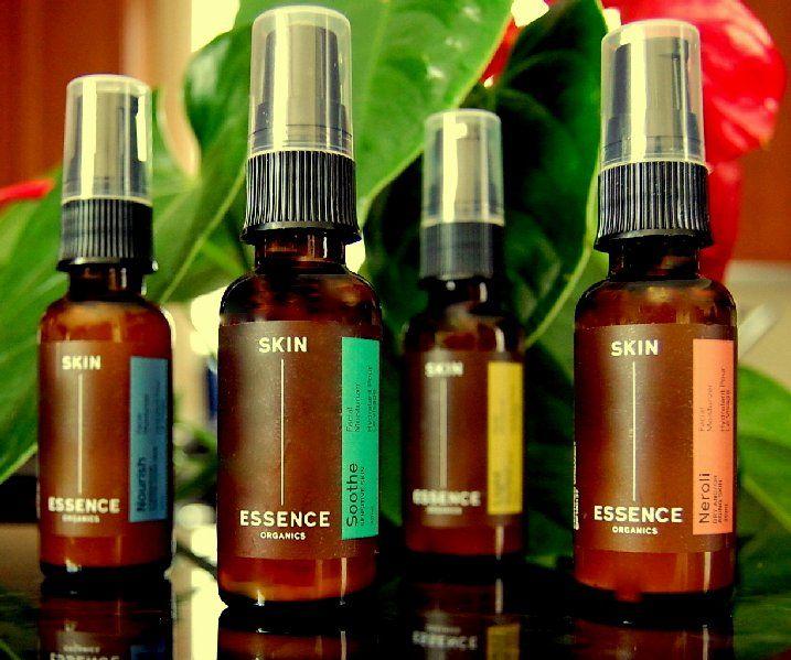 essence organic skin care