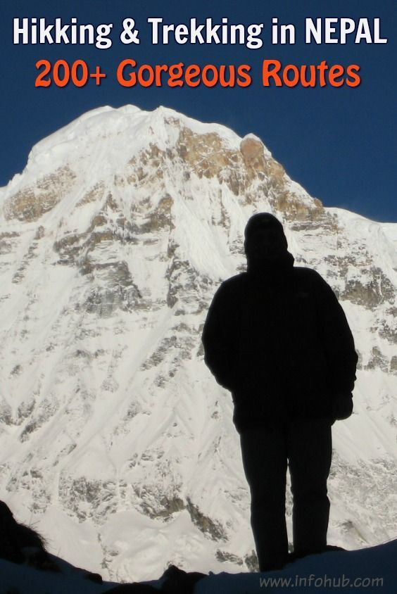 Hiking And Trekking Tours In Nepal. If You'd Rather Watch