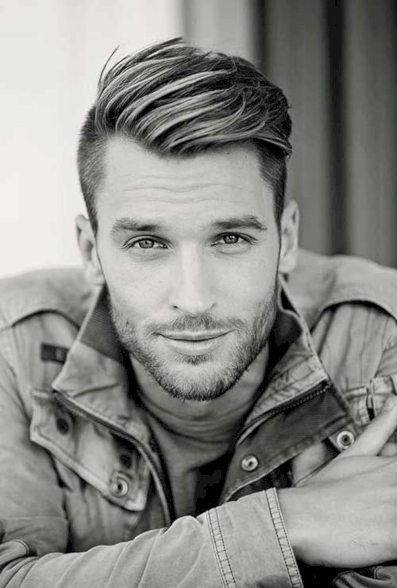 Trendy men haircuts  trendy mens haircuts   ferfi frizurák  pinterest  trendy