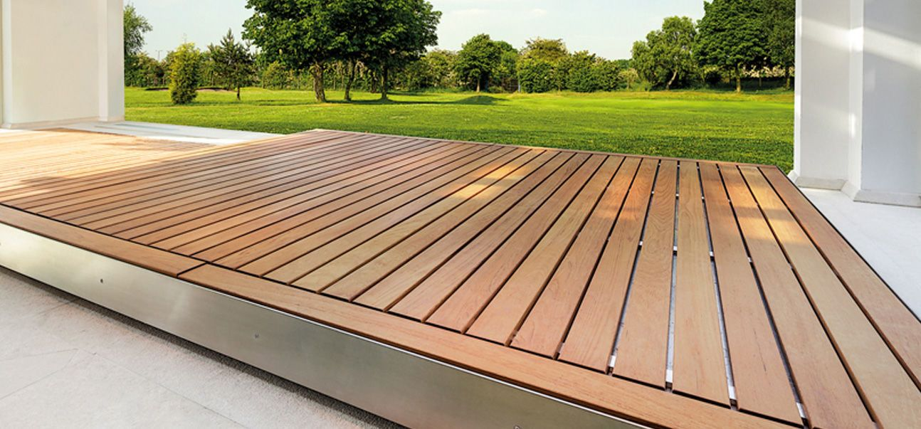 Automatic Sliding Deck Pool Cover Security Thermal Ambient 200 Egoe