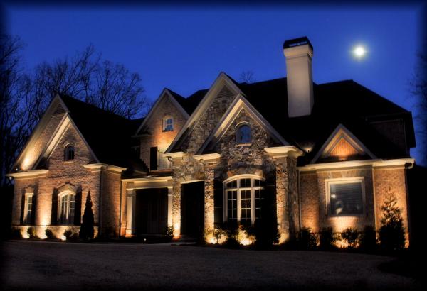 Image result for exterior soffit lighting uplighting and pathway image result for exterior soffit lighting aloadofball Gallery