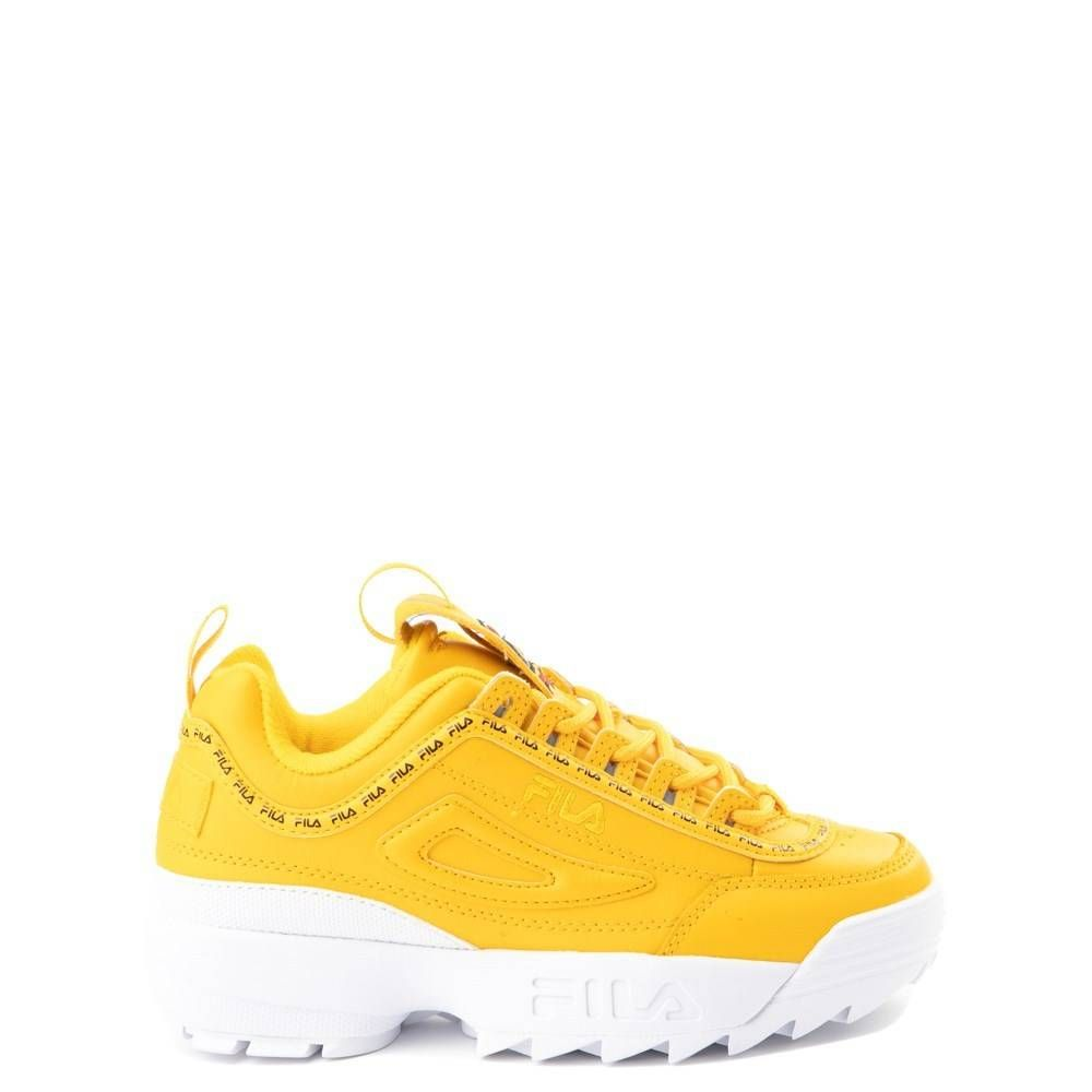 Fila Disruptor 2 Athletic Shoe - Big