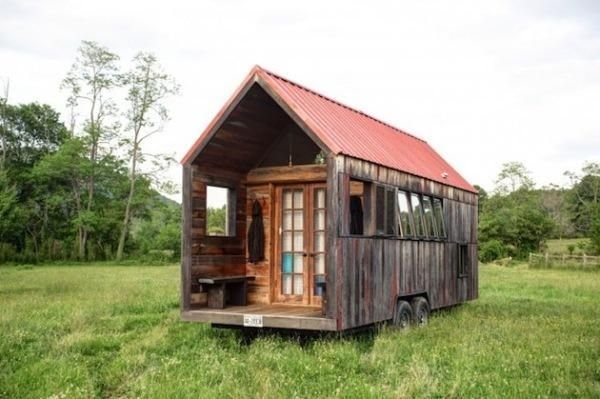 small homes home and sheds on pinterest - Small Mobile Houses