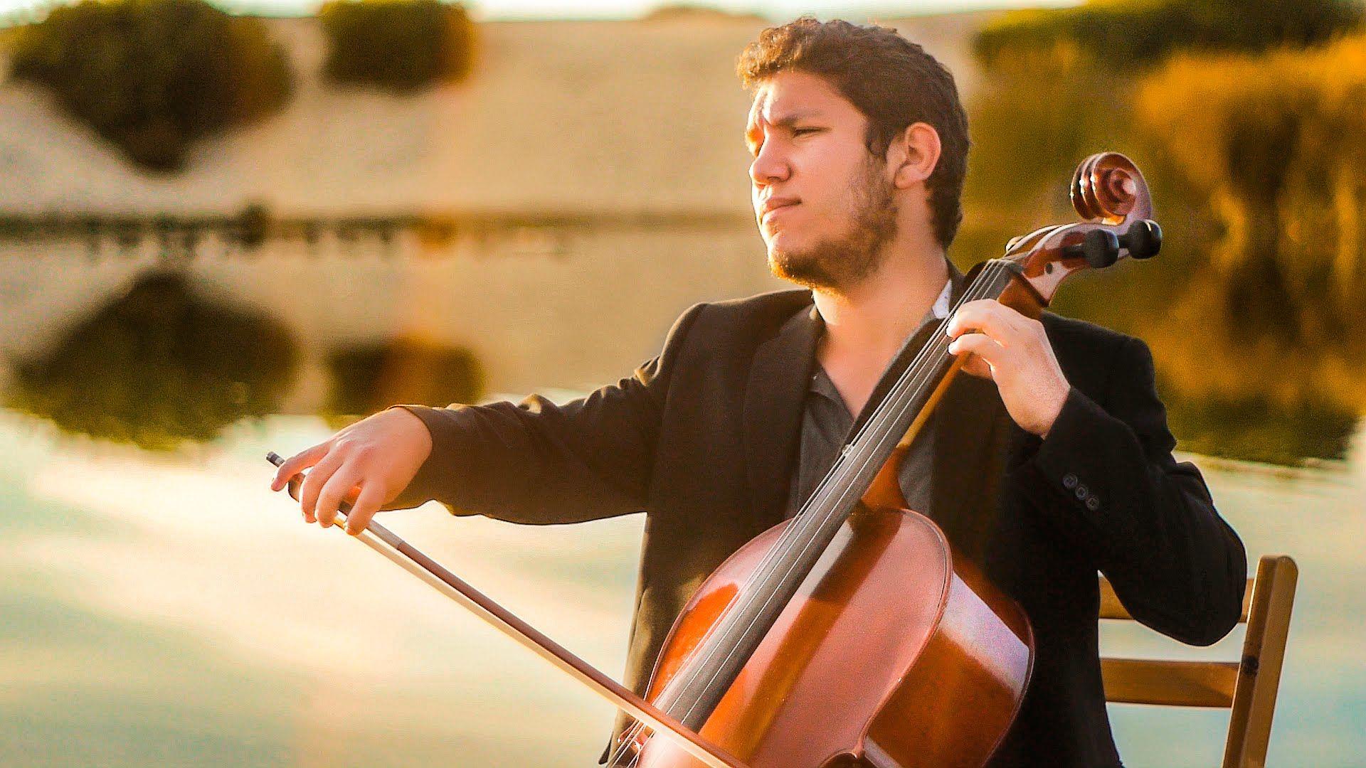 Cello & Piano Orchestral Version Ft
