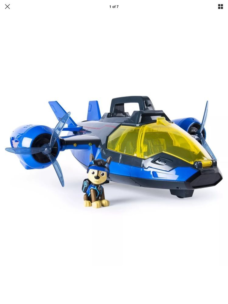 493d1005e6e Find many great new & used options and get the best deals for Air Patroller  Mission Paw With Pup Children Toys Games Multicolor 2 in 1 at the best  online ...