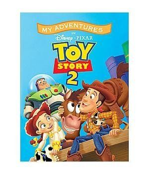 Personalized Disney Story Book - Toy Story 2 by Personal Creations. $16.99. Personalized Disney Story Book - Toy Story 2