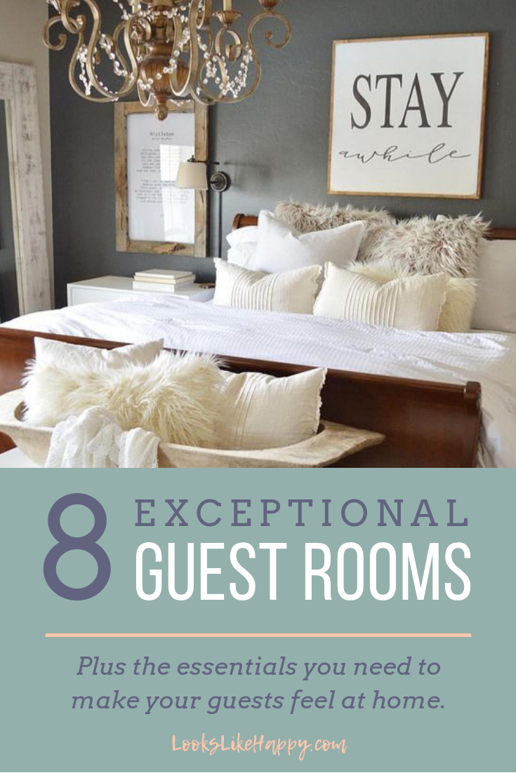 8 Exceptional Guest Rooms + the Essentials You Need to Make Your Guests Feel at Home images