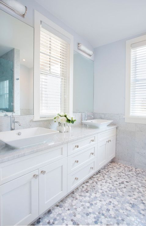 Paint Bathroom Linoleum Floor