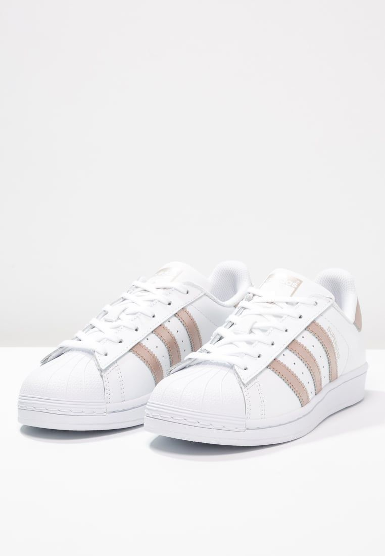 CollegiateZalando be Superstar Laag Sneakers Whitesuper FJK3Tul15c