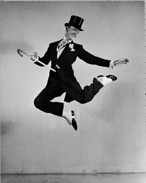 Dancing With The Classic Stars Fred Astaire Happy Leap Day Dancer