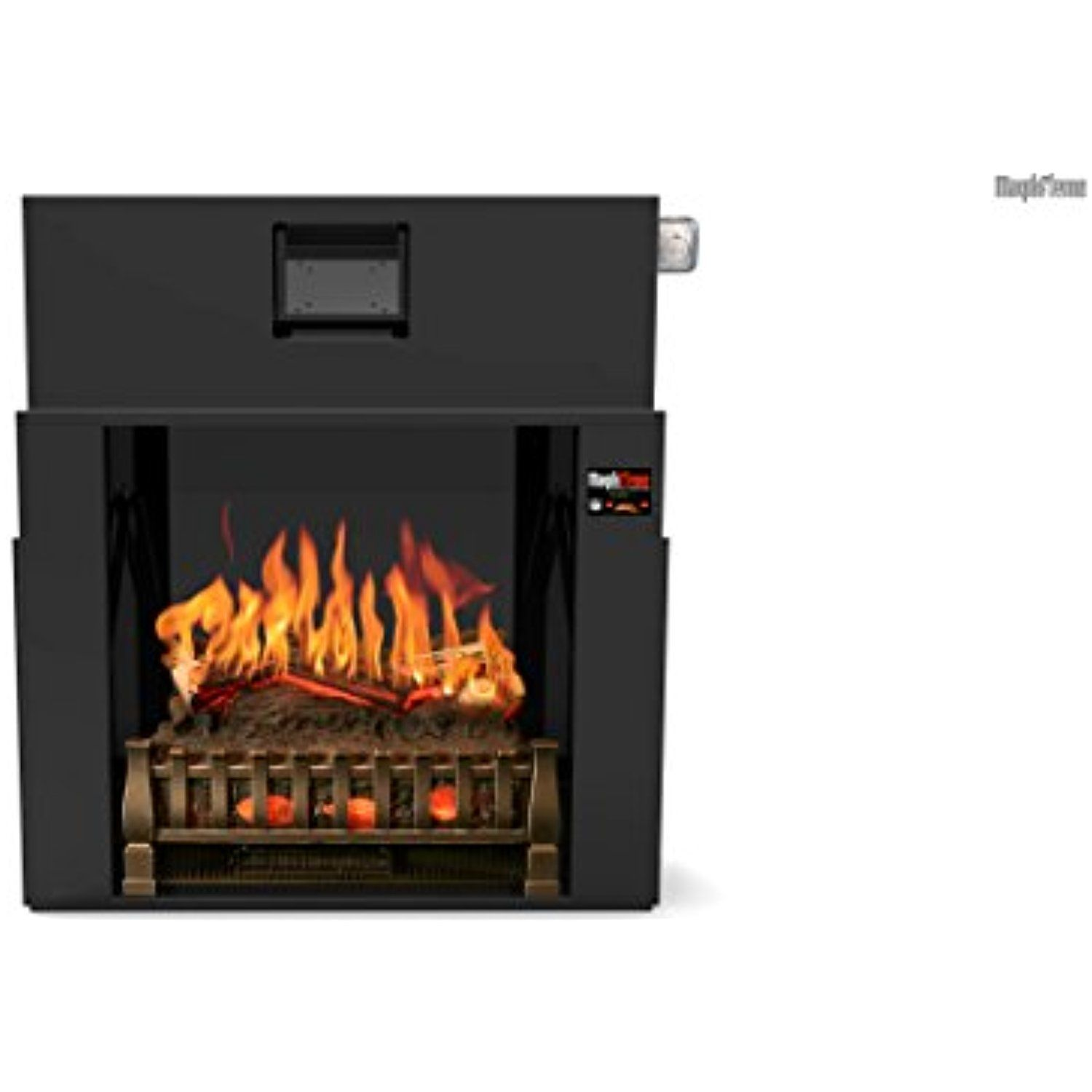 MOST REALISTIC Electric Fireplace INSERT on Amazon 21 Flames