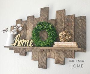 Photo of DIY Scrap Wood Shelf Tutorial – Pretty Handy Girl