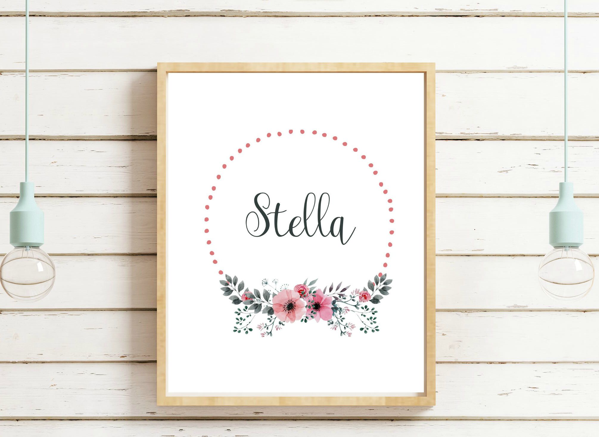 Excited To Share The Latest Addition My Etsy Personalized Nursery Decor Baby Shower Gift S Wall Art