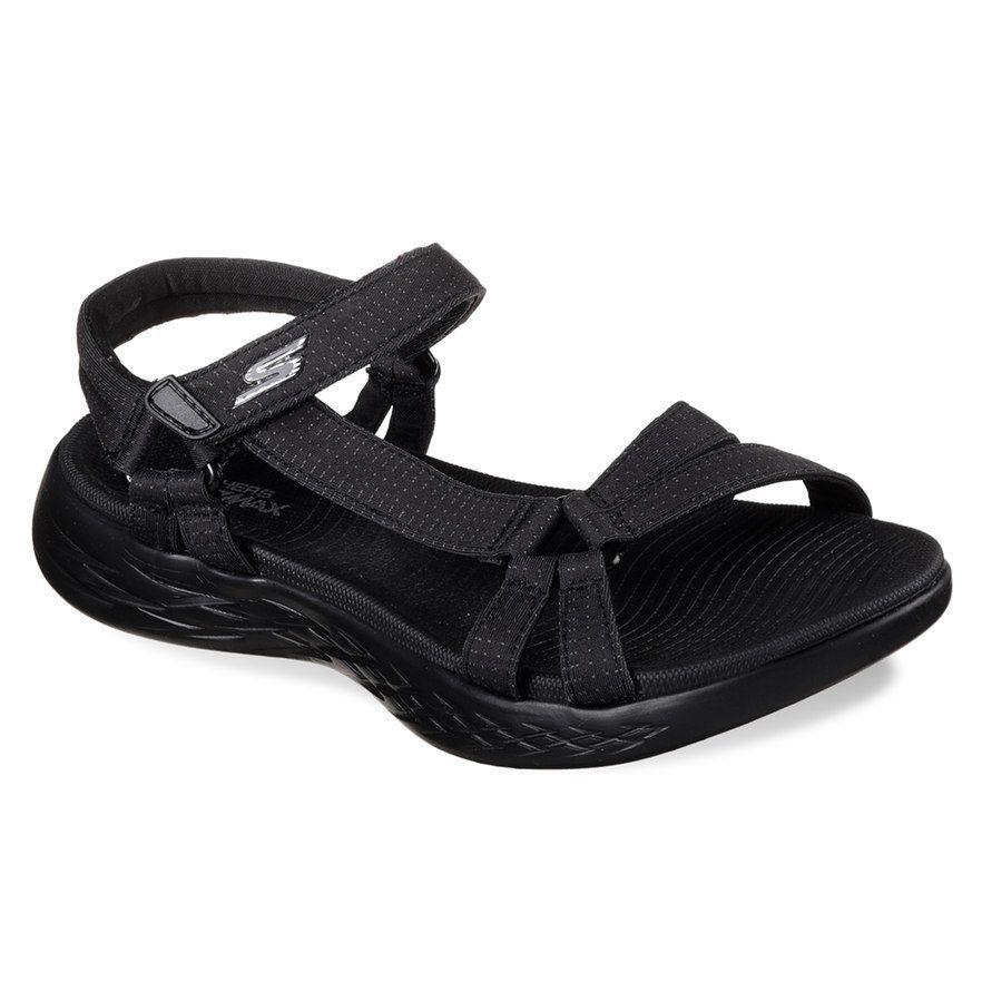 Skechers On The Go 600 Brilliancy Women S Sandals Skechers On The Go Womens Sandals Skechers