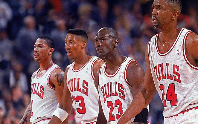 Nba Basketball Series Michael Jordan Chicago Bulls: Loved This Team Back In The Day