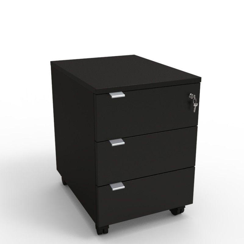 caisson pour bureau 3 tiroirs livre