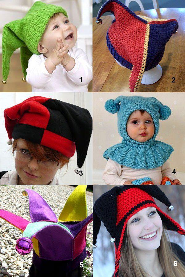 5c8f6aef99e jester hat pattern - knit