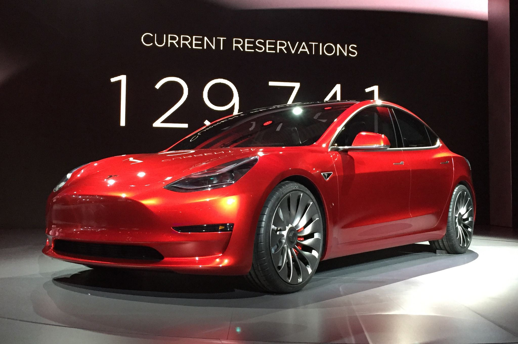 Tesla Model 3 First Ride Review With Images Tesla Model