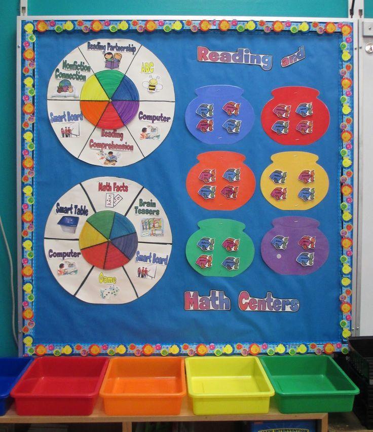 Classroom Rotation Ideas : Literacy center rotation wheel google search school