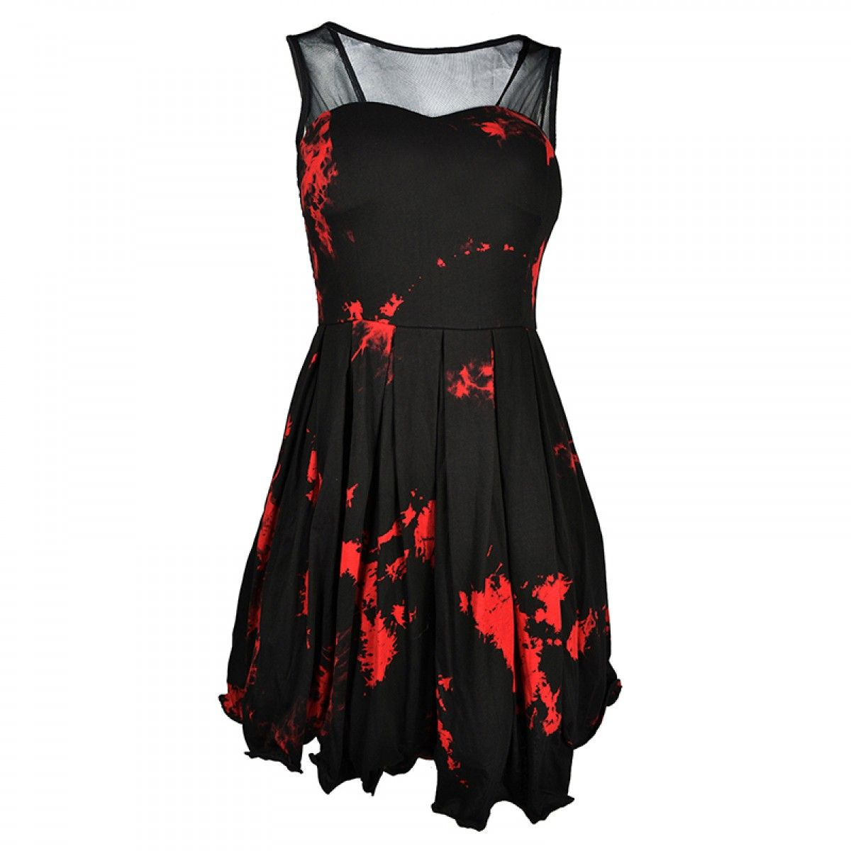 Red and Black Dress _Black Dresses_dressesss