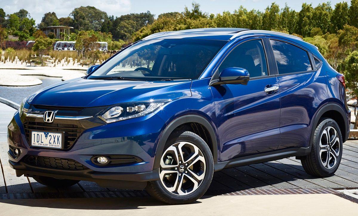 2015 Honda Hr V Arrives In Dealerships Honda Hrv Honda Suv Cars
