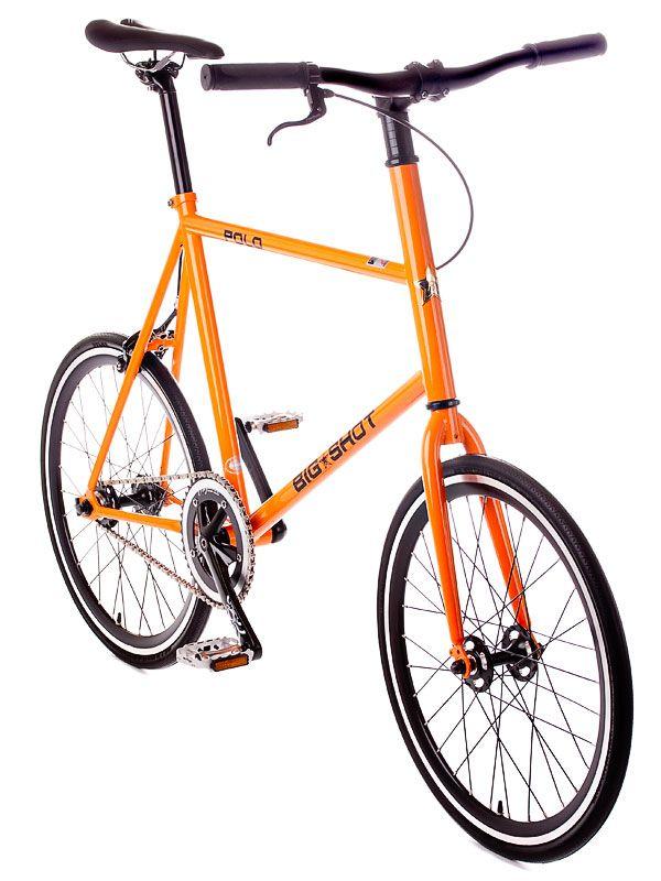 Big Shot Bikes - Mini Polo Bicycles | Bikes | Pinterest | Big shot ...