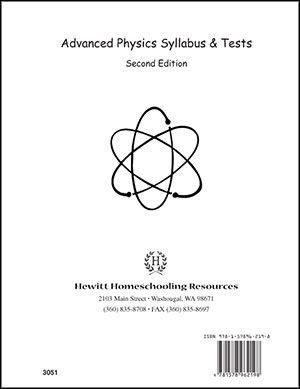 Grade /11/12/   Physics Syllabus, Advanced Hewitt's syllabus