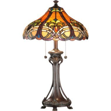 Dale Tiffany Bellas Table Lamp Found At Jcpenney Table Lamp