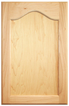 Flat Panel With Cathedral Door Paint Grade Maple Painted Doors
