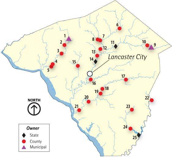 Lancaster Covered Bridges Map  Vacation  Pinterest