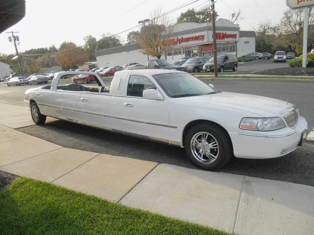 Limo For Sale >> Convertible Limousine For Sale I Just Noticed This Unique