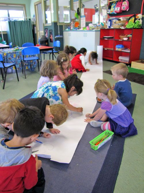 Playground Games For Elementary