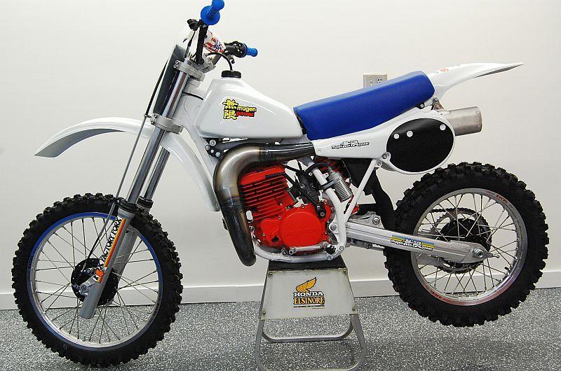 Works Mugen Honda Cr Motorcycle Dirt Bike Honda Dirt Bike Motocross Bikes
