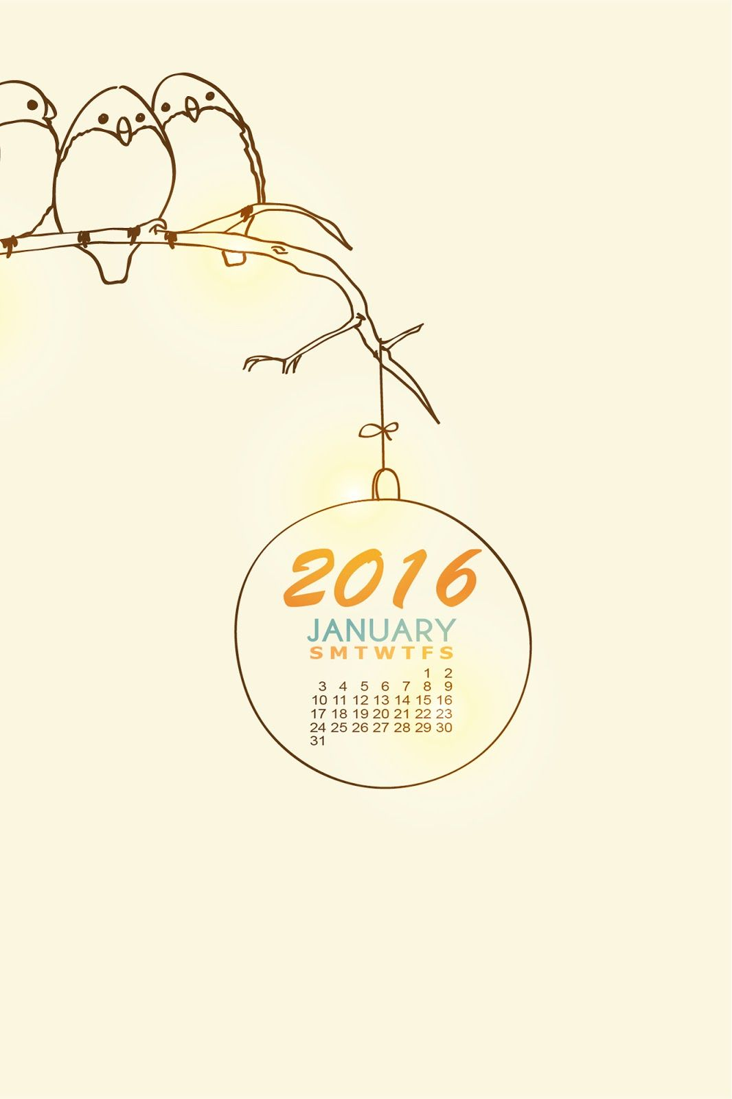 clip art take my new year present to you free january calendar desktop wallpaper check out