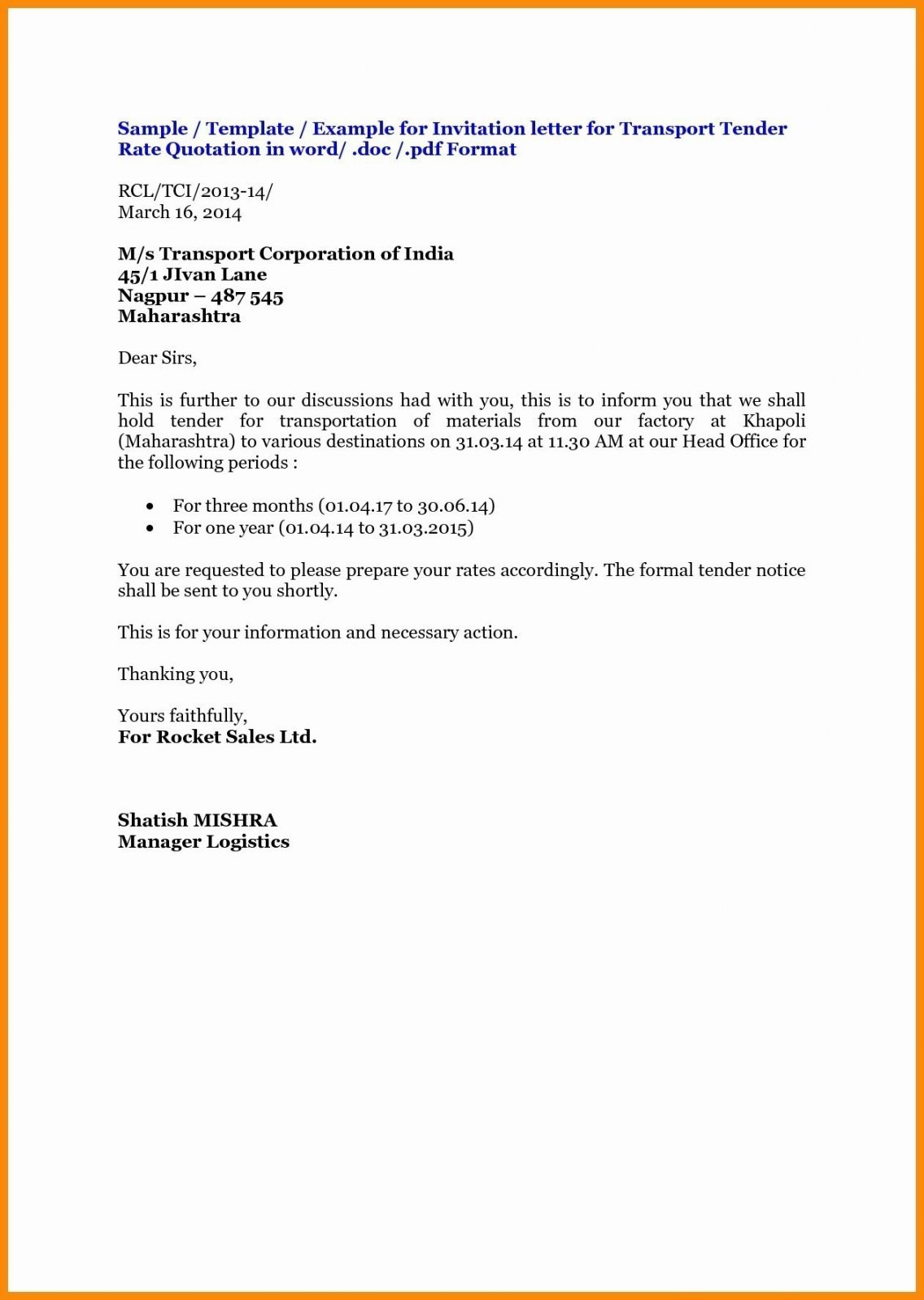 transport quotation template in 2020 (with images food server resume example a general objective for sample