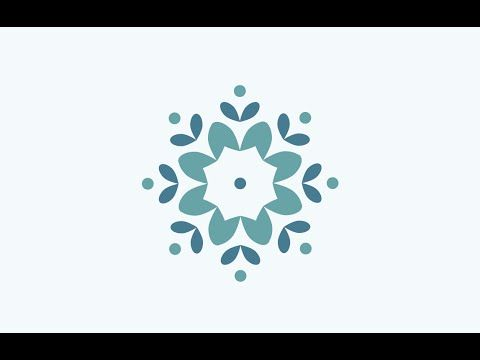 How to Create a Holiday Greeting Card in Adobe Illustrator - YouTube