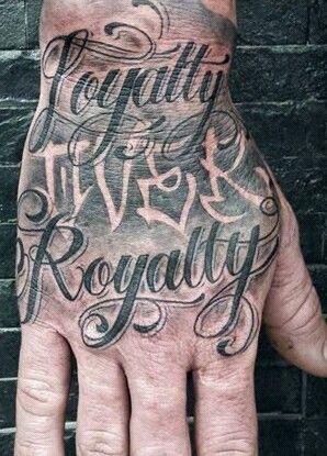 Chicano Lettering Tattoo Lettering Tattoo Lettering Fonts