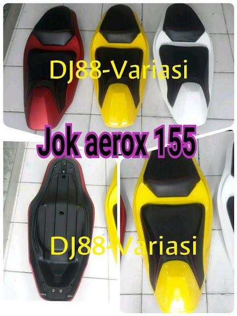 great taste jok variasi aerox  jok mb tech aerox