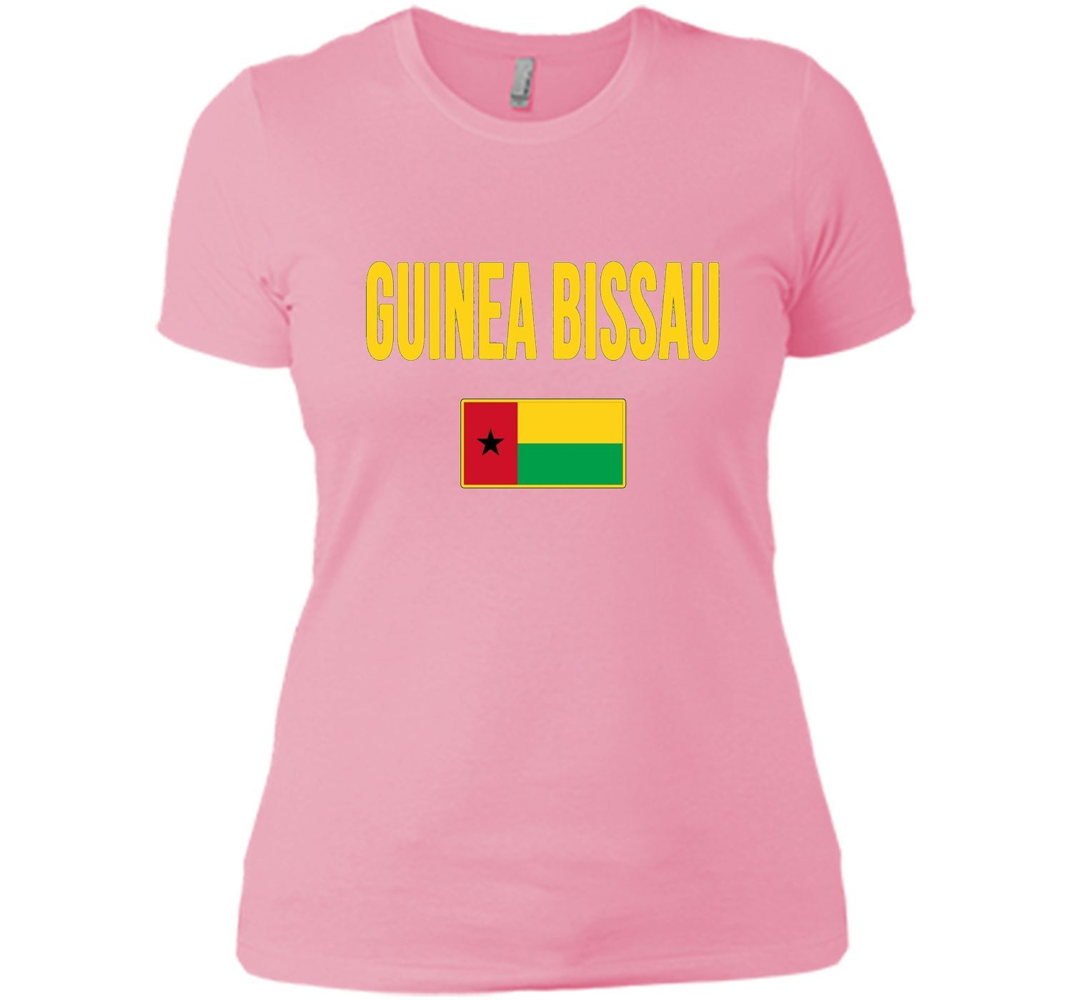 a199ba6f GUINEA BISSAU T-shirt Guinean Flag Tee | Products