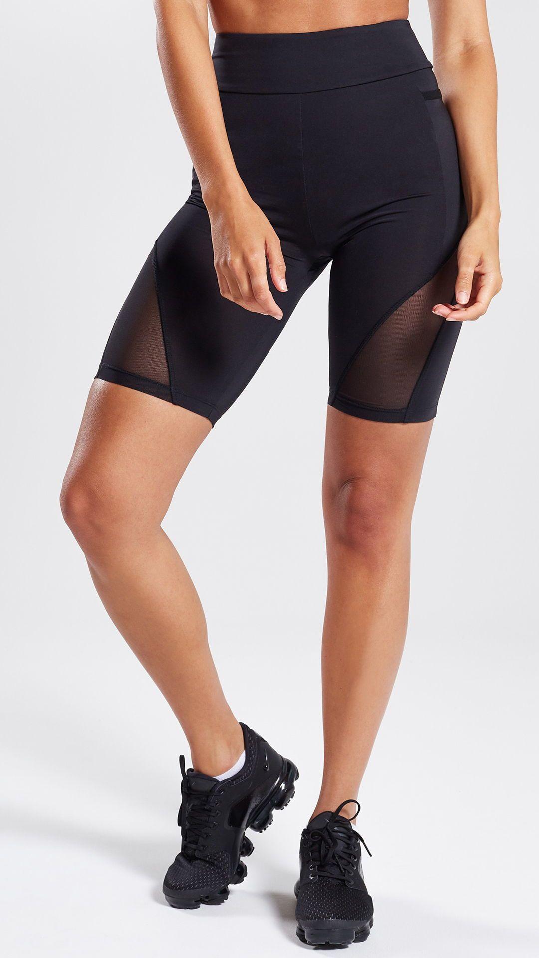 Total Girl Big Girls Ruched Bike Shorts